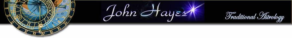 john hayes horoscope capricorn