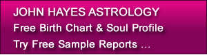 John Hayes Free Astrology Reports